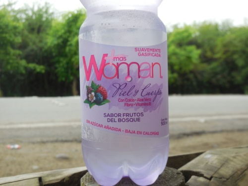 Woman water