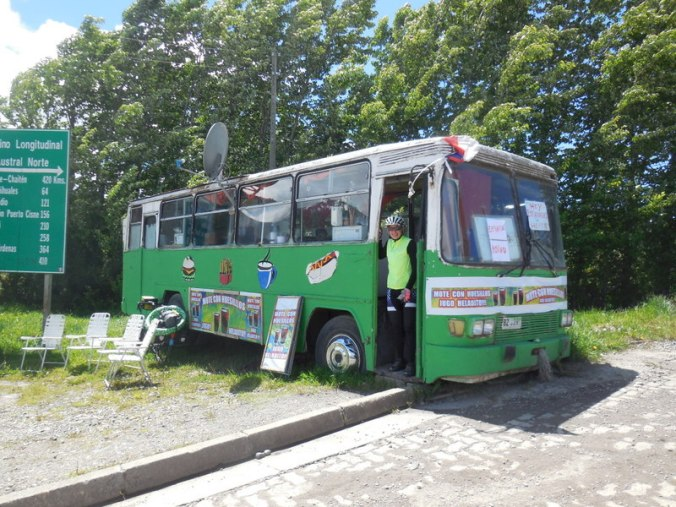 Bus empanada