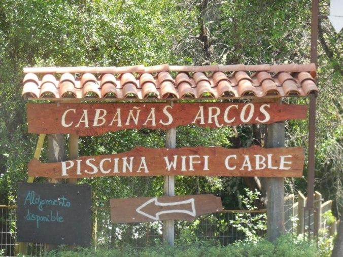 Cabanas Arcos