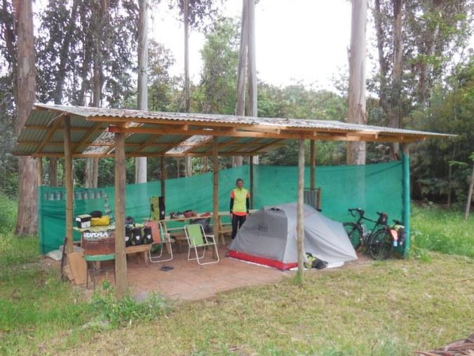 Camp site local