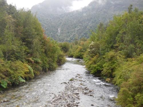 Chilean river 1