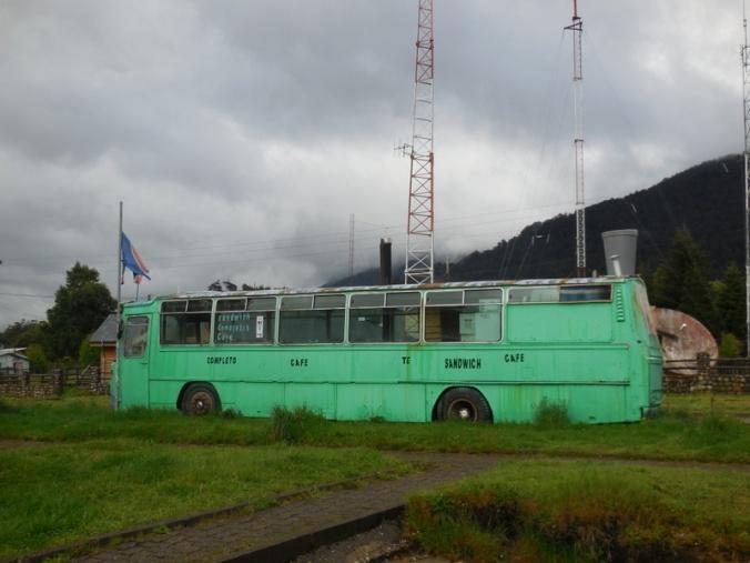 Food truck - bus