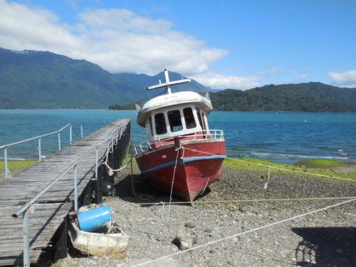 Hornopirén boats 2