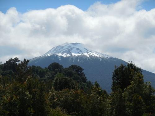 Hornopirén volcano