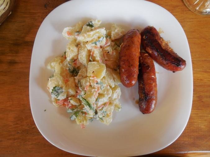Lunch - Longazana