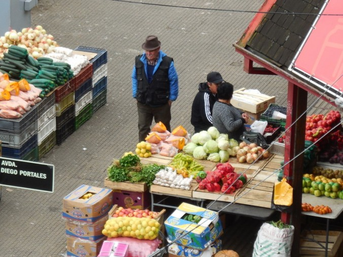 Market near Ibis