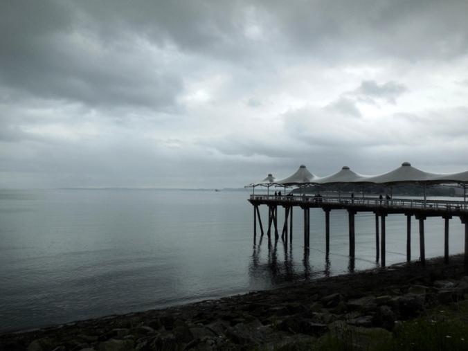 Puerto Montt pier