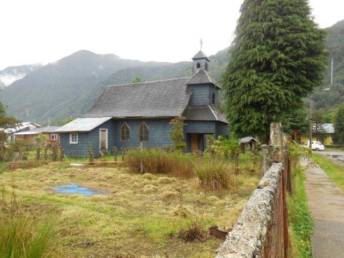 Puyuhuapi church 1