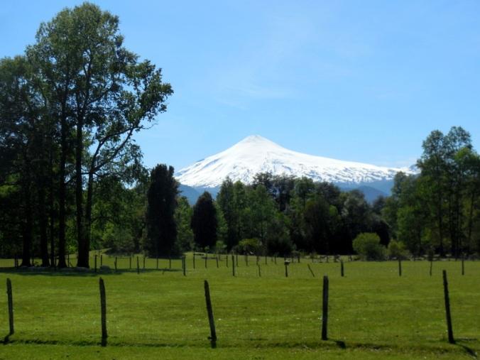 Second volcano