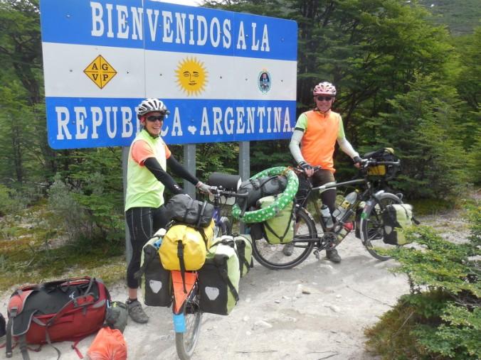 Border Argentina