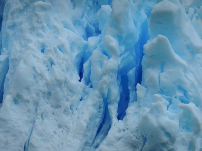 Glacier Perito Moreno close up 2