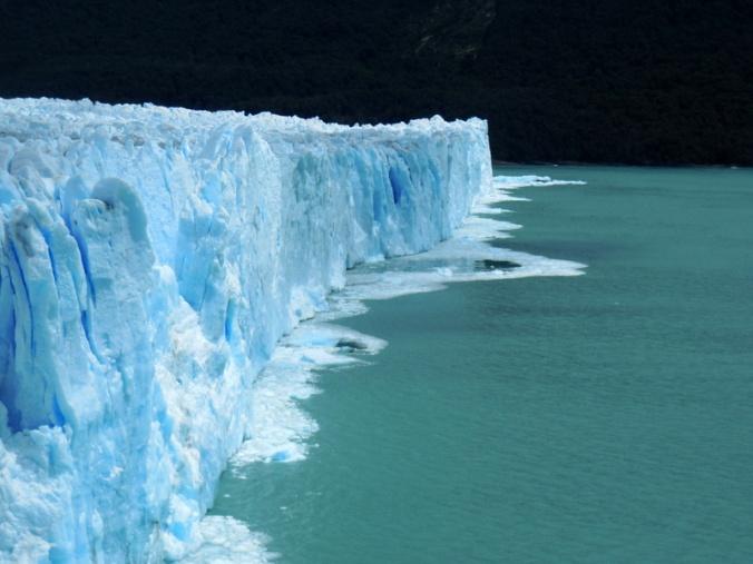 Glacier Perito Moreno north face 3