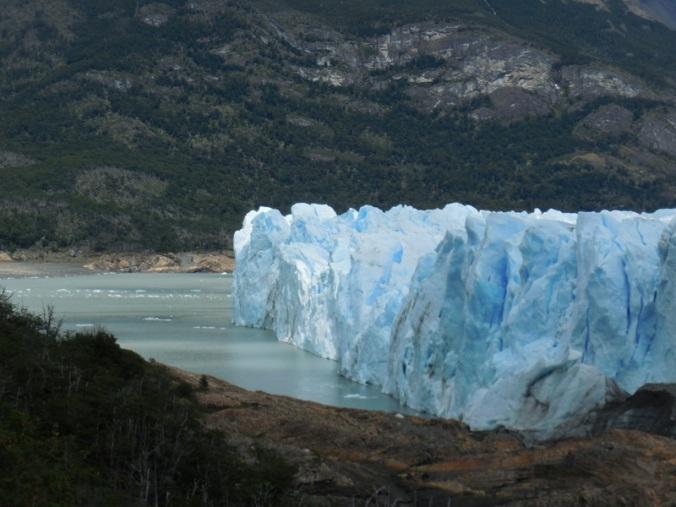 Glacier Perito Moreno south face 1