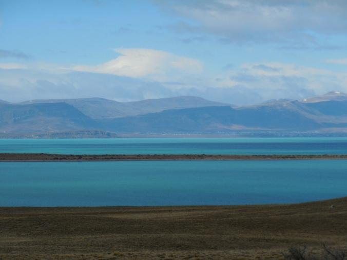 Lago Argentina and El Calafate