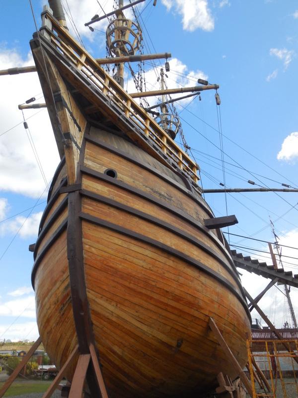 Magellan's boat 2