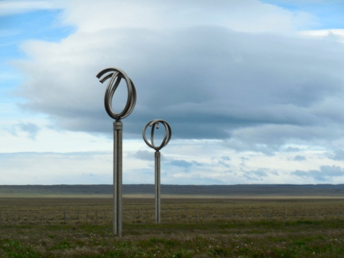 Monument to wind