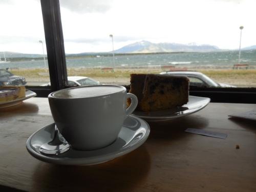 Puerto Natales coffee - yeah