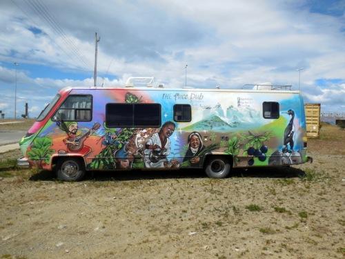 Punta Arenas bus 3