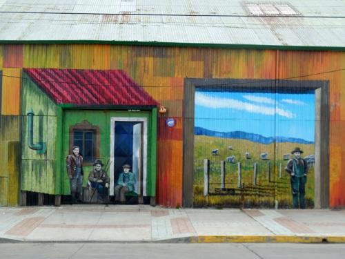 Punta Arenas street art 1