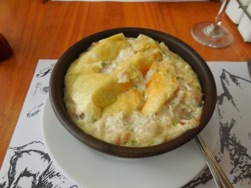 Seafood empanadas 1