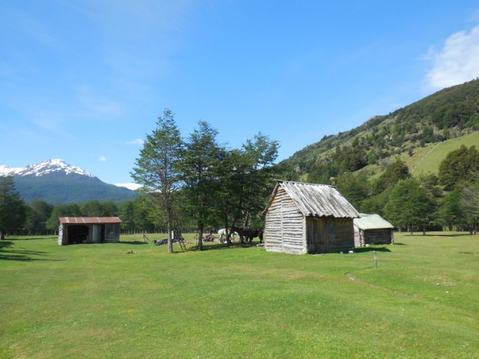 Camp buildings 1