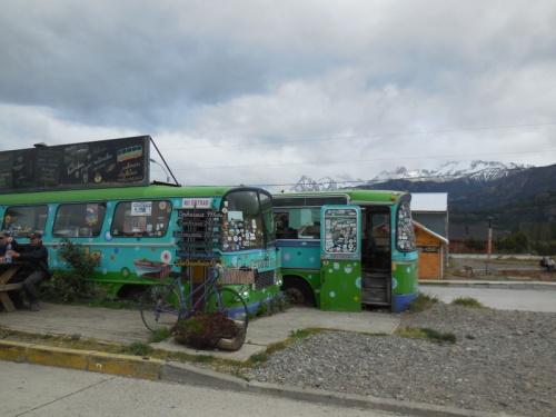 Cerro Castillo cafe