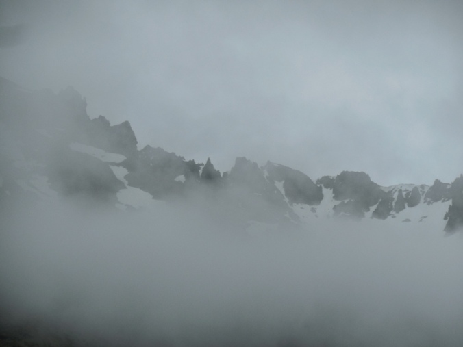 Cerro Castillo peaks 1