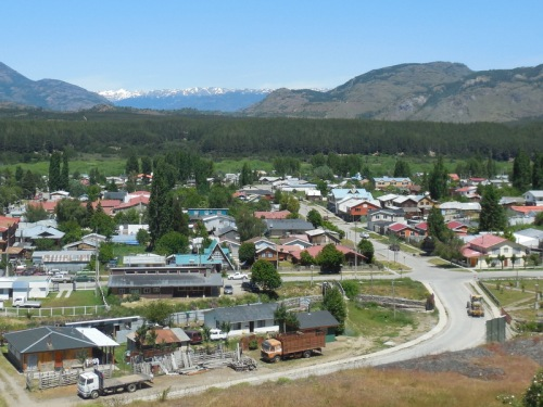 Cochrane from above