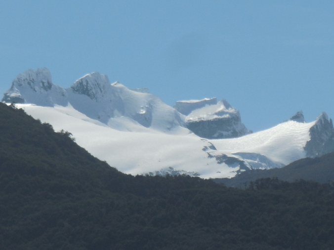 Distant mountains 2