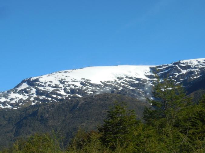 Glacier from last night
