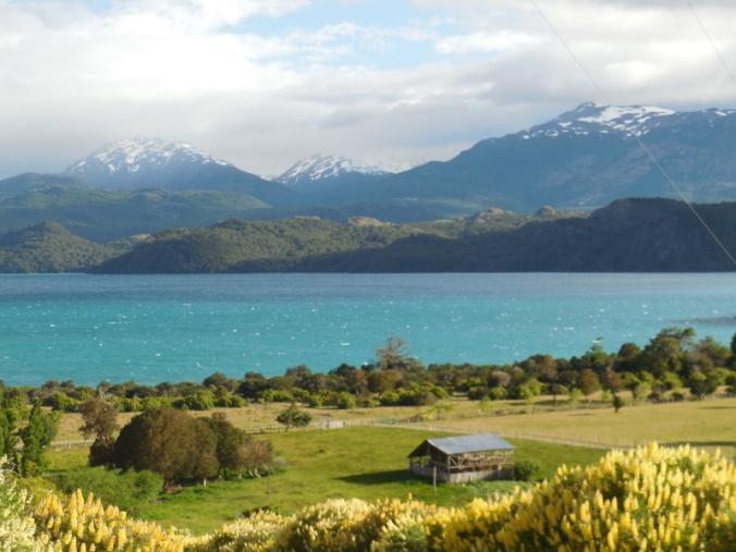 Lago General Carrera 1
