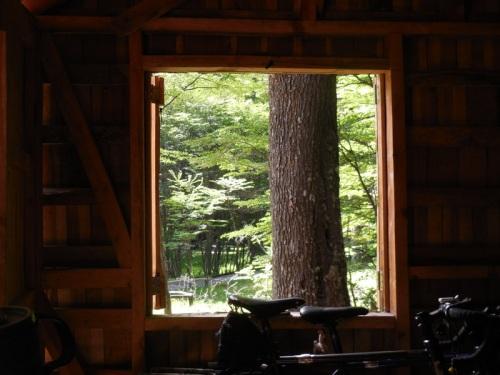 Laguna Chiguay camping hut
