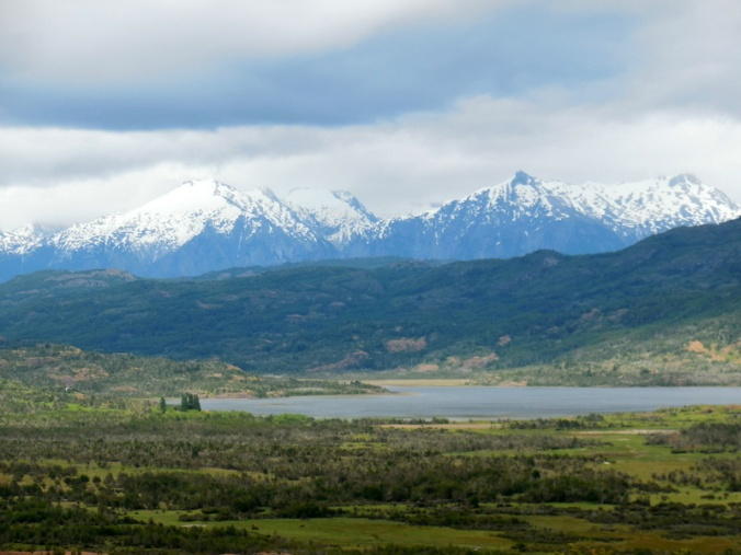 Patagonia mountains 1