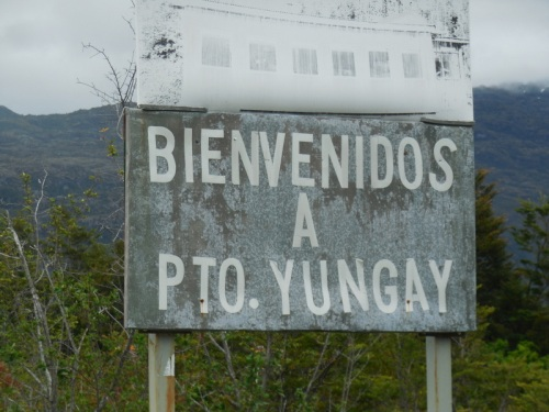 Welcome to Puerto Yungay