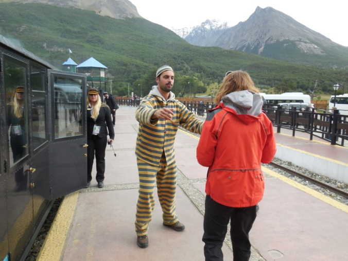 end of the world train - convict