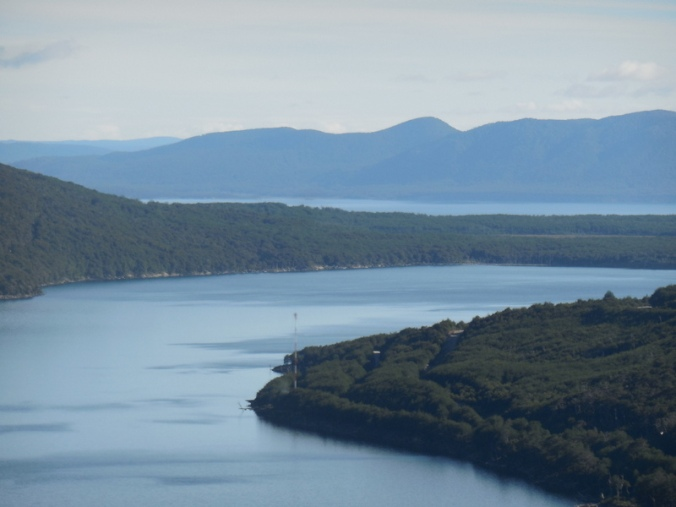 lago escondido from above 3