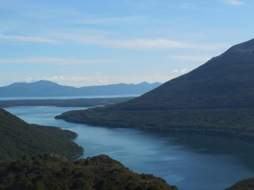 lago escondido from above 6