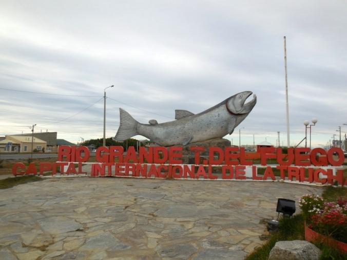 rio grande trout monument