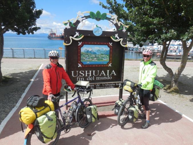 ushuaia - the sign 1