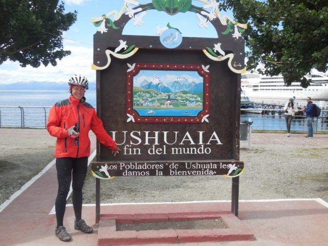 ushuaia - the sign 3