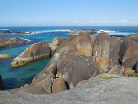 Greens pool - elephant rocks 2