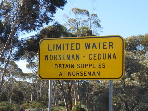 Nullaarbor sign 1