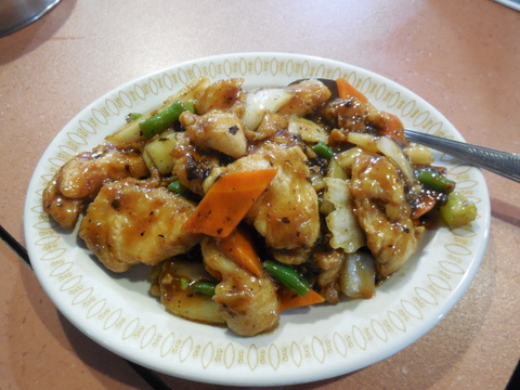 Hay - outback Chinese 1