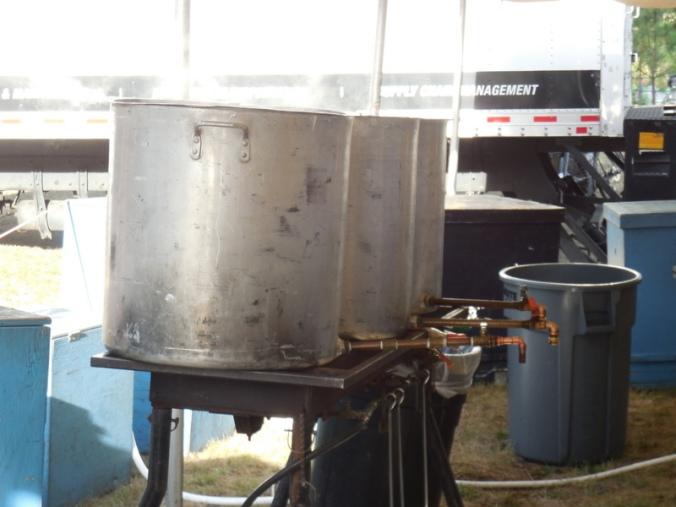 25 gallon water pot envy