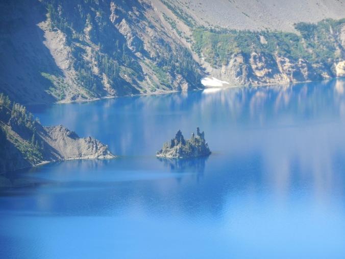 Crater Lake - Phantom Ship Island 1