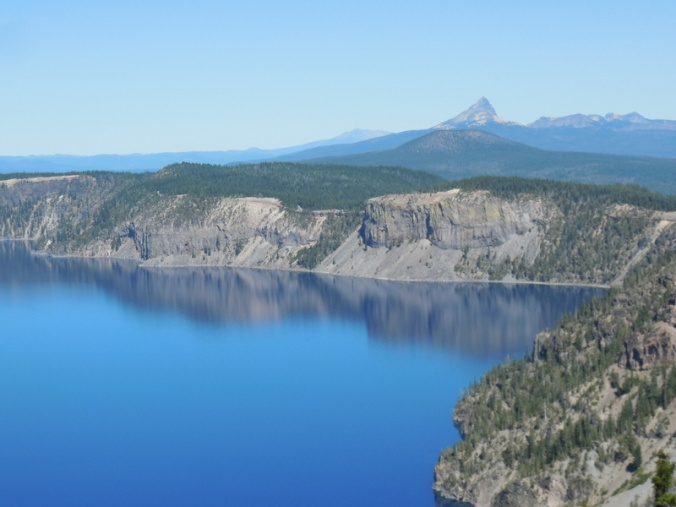 Crater Lake view 4