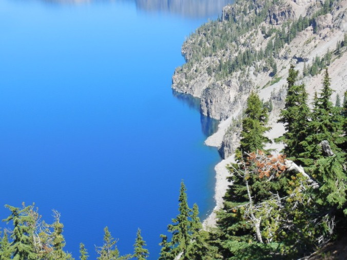 Crater Lake view 5