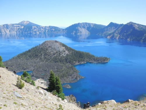 Crater Lake - Wizzard Island 4