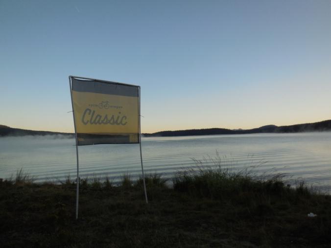 Diamond Lake in morning 2