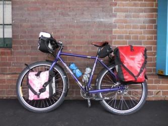 Nancy's bike